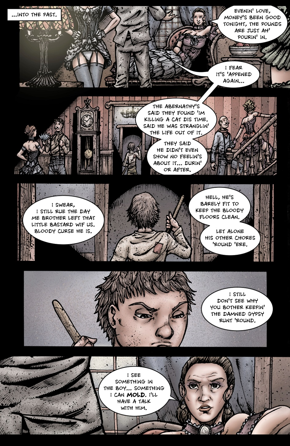 Enter the Hawk no.1 pg 17